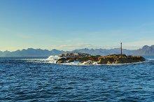 Stone in Norwegian sea.jpg