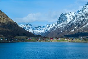 Norwegian village in the mountains.jpg