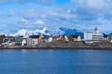 Town Svolvaer on Lofoten islands in sunny summer day.jpg