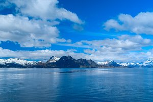 Seascape of Lofoten in Norway.jpg