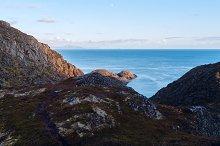 Top of the mountain on island Skrova on the Lofoten.jpg