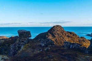 Top of the mountain on the island Skrova on the Lofoten.jpg
