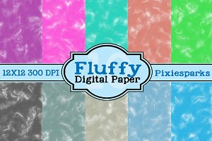 Fluffy Digital Paper