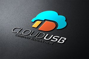 Cloud Usb Logo