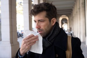 Man constipated with handkerchief.jpg