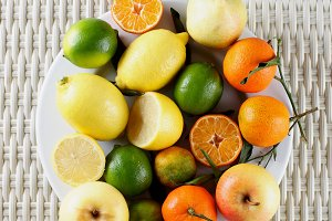 Various Fruits Mix
