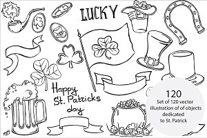 St. Patrick's Day, vector