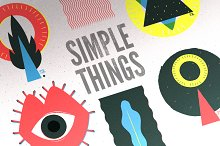 SIMPLE THINGS Collection #1