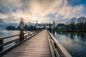 Winter in Gmunden / Austria
