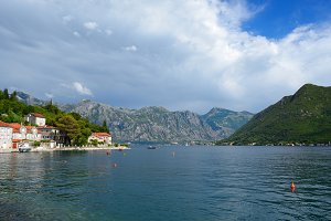 Bay of Kotor, Perast, Montenegro