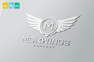 MokWings Logo