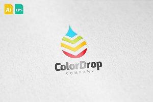 ColorDrop Logo