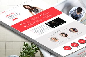Ignition Muse Template