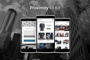 Proximity Android UI Kit