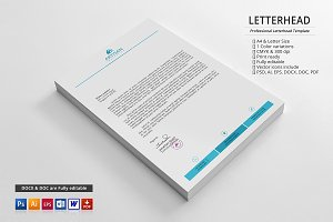 Letterhead template photos graphics fonts themes templates letterhead spiritdancerdesigns Images