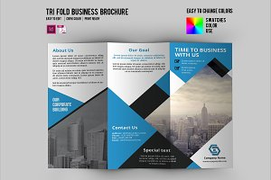 InDesign Business Brochure-V348
