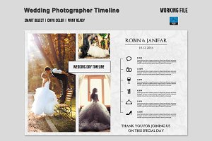 Wedding Day Timeline Template-178