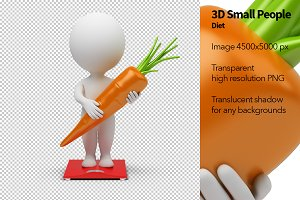 3D Small People - Diet