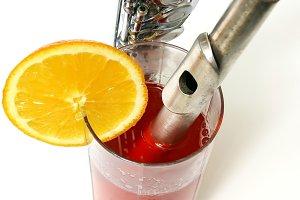 flute cocktail