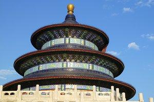 Heaven Temple in Beijing (China)