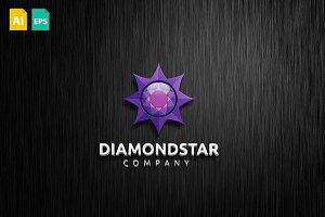 DiamondStar Logo