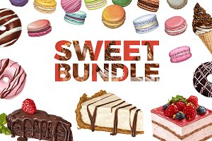Sweet bundle! 8 products in 1!