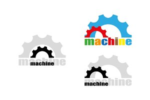 machine logo