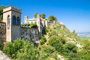 Xativa Castle, Valencia, Spain