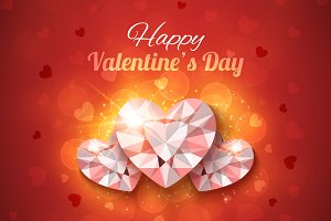 Valentine's Day Cards and Flyers