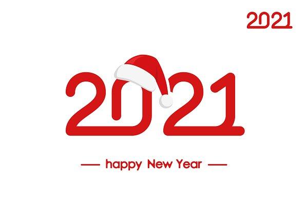 happy new year 2021 creative market happy new year 2021