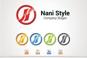 N Letter Logo