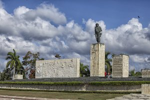 Monument and Mausoleum Che Guevara