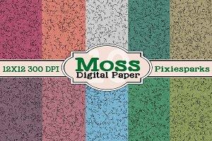 Moss Digital Paper