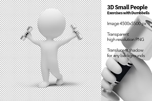 3D Small People - Exercises