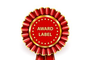 Award Label
