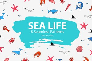 Sea Life Patterns