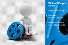 3D Small People - Film Reel