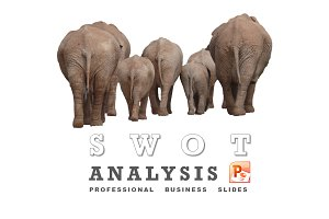 SWOT Mega Pack PowerPoint