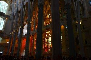Sagrada Familia Basilic, Barcelona