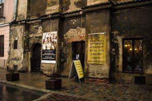 The Jewish bookshop in Krakow
