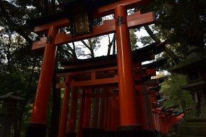 Fushimi Inari toris, Kyoto