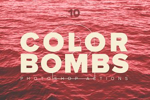Premium Color Bombs 2 PS Actions