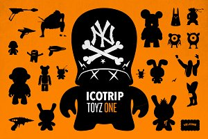 ICOTRIP - toyz icon bundle + bonus