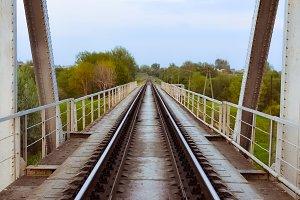 Railway Bridge Path