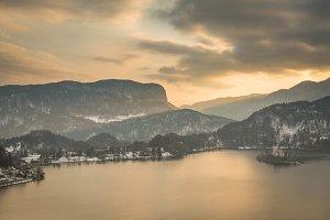 Mountains of Slovenia - Lake Bled