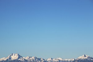 Mountain Peaks Minimal