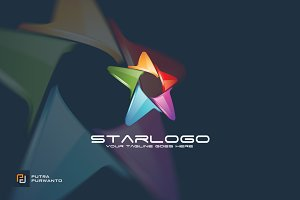 Star - Logo Template