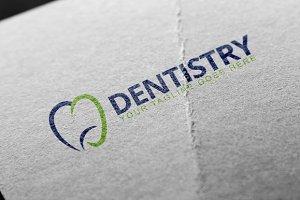 Dentistry Dentist Logo