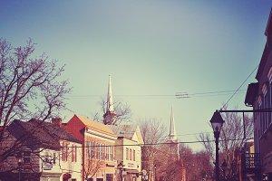 Vintage Old Town