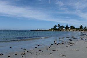 Port Fairy Beaches Bay Stock Photo